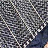Panneau de treillis métallique d'acier inoxydable (ordinaires tissés)