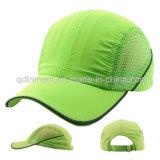 Popular 100% poliéster Microfiber Mesh Outdoor Sport Cap (TMR0774)