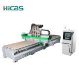 Prezzo di legno della macchina del router di CNC di taglio di Hicas