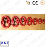 Hook/G80バックルの接続を回す持ち上がるチェーンコネクターの二環式のバックルの膜