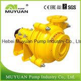 Pompe centrifuge de traitement minéral de courant de fond lourd de concentré