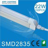 T5 5ft2835 da Luz do Tubo de LED SMD