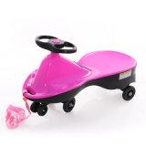 Carro barato do brinquedo da torção do balanço do bebê da fábrica de China para a venda