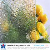 3~12mm Gevormd Glas voor Deur/Venster (Nashiji, Flora, Millennium, Mistlite, Karatachi, Mayflower)