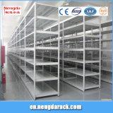 Light Duty Angel étagères en acier en rack avec 5 sections