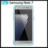 Boutons pour téléphones portables Smartphone disponibles Étui étanche anti-égratignures scellé pour Samsung Galaxy Note 7 Mobile Phone
