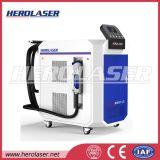 Removedor de oxidação super do laser da limpeza do laser da oxidação da eficiência elevada 500W para a tubulação do petróleo