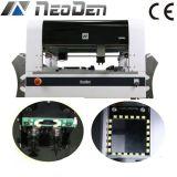 Neoden SMT automático de la pequeña máquina de fabricación de PCB con sistema de visión para 0201