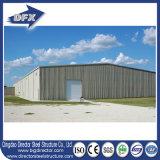 Magazzino isolato 800 quadrati della struttura d'acciaio del comitato per esportare