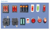 Barco Rocker Switch / interruptor de encendido con el CE para Calentador de Push Button Fan