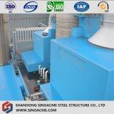 Stahlkonstruktion-schwerer Rahmen-Industriegebäude mit Galerie