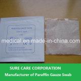 Chirurgische sterile Vaseline-Paraffin-Gaze-Behandlung