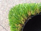 정원 정원사 노릇을 하기를 위한 인공적인 가을 잔디