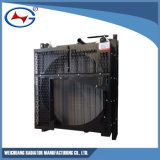 6135azld: agua del radiador de aluminio para motor diésel