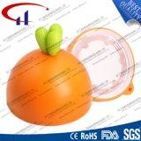 бутылка воды формы моркови 340ml стеклянная (CHB8023)