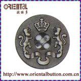 Gunmetal Metal Button per Highquality Jacket (SB-108)