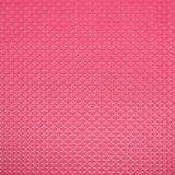 Stevige Kleur Roseo 4X4 TextielPlacemat voor Tafelblad & Bevloering