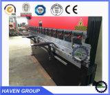 Nós7K-63X2500 dobradeira hidráulica CNC, Chapa de Aço máquina de dobragem