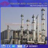 Línea de producción de etanol o Alcohol/Planta de yuca