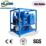 동력 변전소 진공 난방에 의하여 사용되는 격리 기름 재생