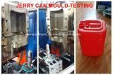 Полноавтоматический HDPE разливает машину по бутылкам прессформы дуновения для 10L 20L 25L 30L
