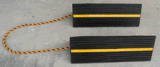 يسنّد عجلة صلبة مطّاطة 456*158*134 [مّ] مع شريط وخيط