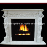 Cheminée en marbre Naturel Surround (sy-MF028)