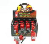 32mm 아연 합금 금속 소화기 모양 담배 향미료 나물 쇄석기 분쇄기