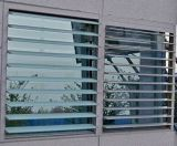 高品質の調節可能なアルミニウムフレームの反射ガラスルーバーWindows
