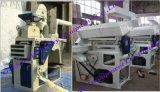 De gecombineerde Machines van het Malen van het Padieveld en van de Verwerking van het Poetsmiddel