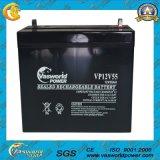 batterie 12V26ah d'acide de plomb scellée par missile air-sol