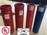Tubo de acero del fuego de UL/FM ASTM A135