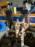 Machine de découpage inoxidable de plasma de commande numérique par ordinateur de portique de tôle d'usine