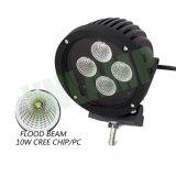 luz del trabajo de 40W 5.5inch LED con 10W el CREE LED para SUV