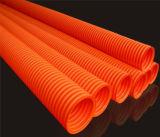 Machine ondulée à mur unique de pipe du plastique PP/PE/PA (JG-XDBG30/45/65)