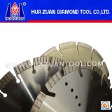 Asphalt Concrete Reinforce Concrete를 위한 Laser Welding Diamond Saw Blade