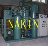 O óleo de lubrificação da máquina centrífuga/Purificador de óleo de lubrificação da centrífuga