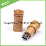 특별한 형식 선전용 선물을%s 나무로 되는 디자인 USB 지팡이