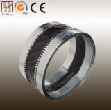Connecteur de tuyauterie flexible avec la bride latérale (HHC-120C)