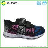 Zapatos modificados para requisitos particulares niños de la escuela del cabrito del deporte de la manera para los cabritos