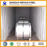 Bobina de aço galvanizado com rápido tempo de entrega e qualidade fiável