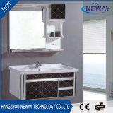 Шкаф тщеты водоустойчивой незаконченной ванной комнаты конструкции пластичный