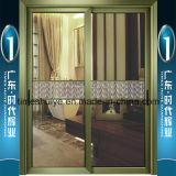 De Fabrikant van China Foshan (Chinese Originele Plaats Kongfu) voor de Deur van het Aluminium