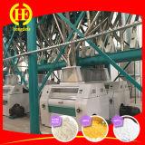 Conjunto Completo de trigo Linha de moagem de farinha de milho Milho