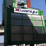 Ce homologation Xuanyu Passenger and Material Hoist