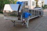 분말 코팅 생산 라인 물 냉각 쇄석기 벨트