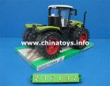 Förderung-Plastik spielt Friktions-Landwirt-Auto (236132)