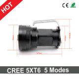Eclairage Long Distance CREE T6 lampe de poche Lampe de poche extérieure pour camping