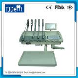 Bandeja auxiliar de la unidad de la unidad dental Bandeja dental de la herramienta de los recambios (TJ-1921)