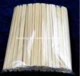 Los palillos de bambú con logotipo personalizado con el papel mangas / cubierta